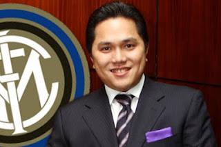 Biografi Erick Thohir
