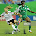 France 2018: Germany beat Nigeria 1-0