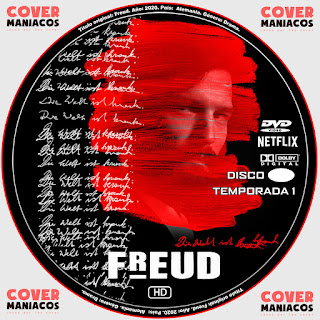 FREUD 2020 [COVER - SERIES - DVD]