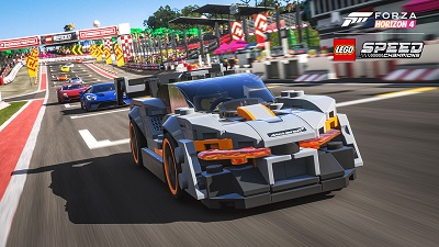 Forza Horizon 4: Lego Speed Champions Review