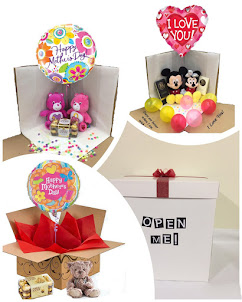 Surprise Balloon Box!