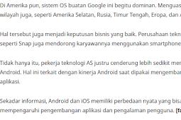 Seluruh Pejabat Facebook Di Wajibkan Untuk Memakai Android