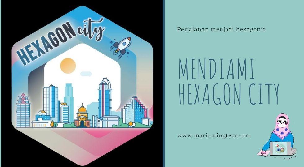 hexagon city of bunda produktif IIP