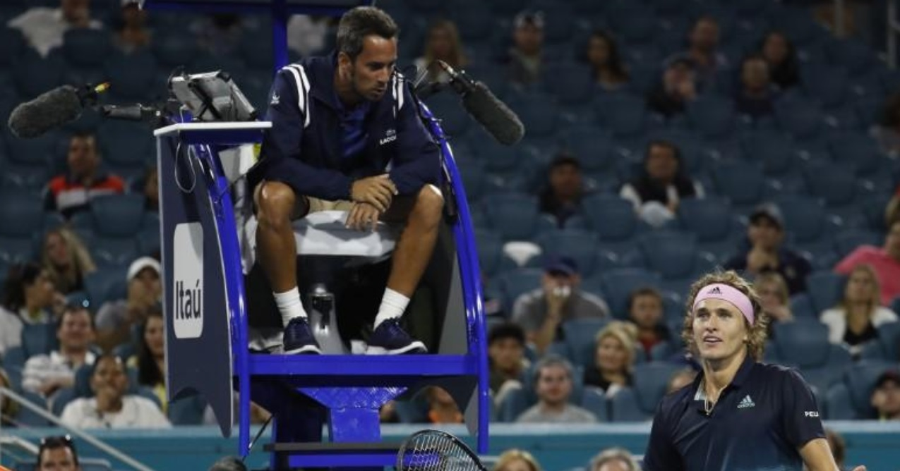 Chair Umpires Salaries Australian Open 2020