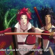Sengoku Night Blood Episode 05 Subtitle Indonesia
