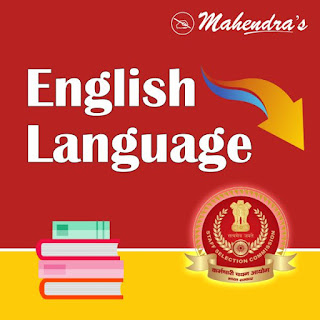 SSC CGL & CHSL Quiz : English Language | 14-01-2020