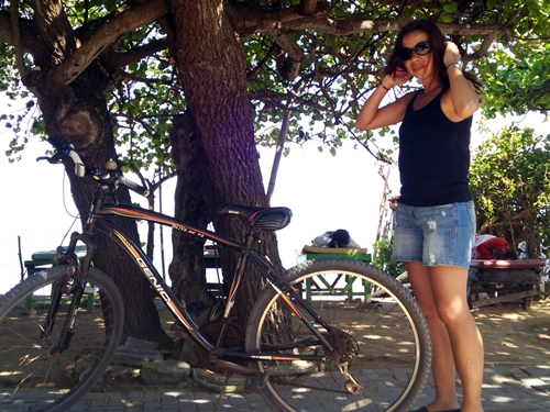 レンタル自転車☆Explore Sanur by Rental Bicycle
