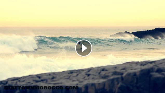 MOROCCO SURF SPOTS BOILERS