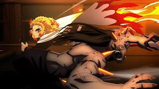 鬼滅の刃 劇場版 無限列車編 | 炎柱 煉󠄁獄杏寿郎 かっこいい Rengoku Kyojuro CV.日野聡 | Demon Slayer Mugen Train