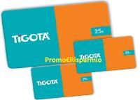 Logo Concorso ''Conter&Tigotà'': in palio 500 Gift Card Tigotà da 25€! Anticipazione
