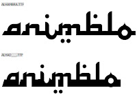 Alhambra by Harold's Fonts