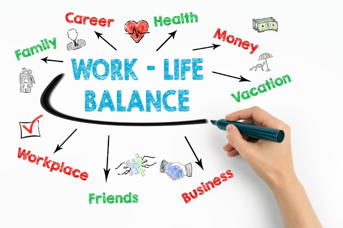 Want to maintain a work-life balance during this WFH? Here's how!