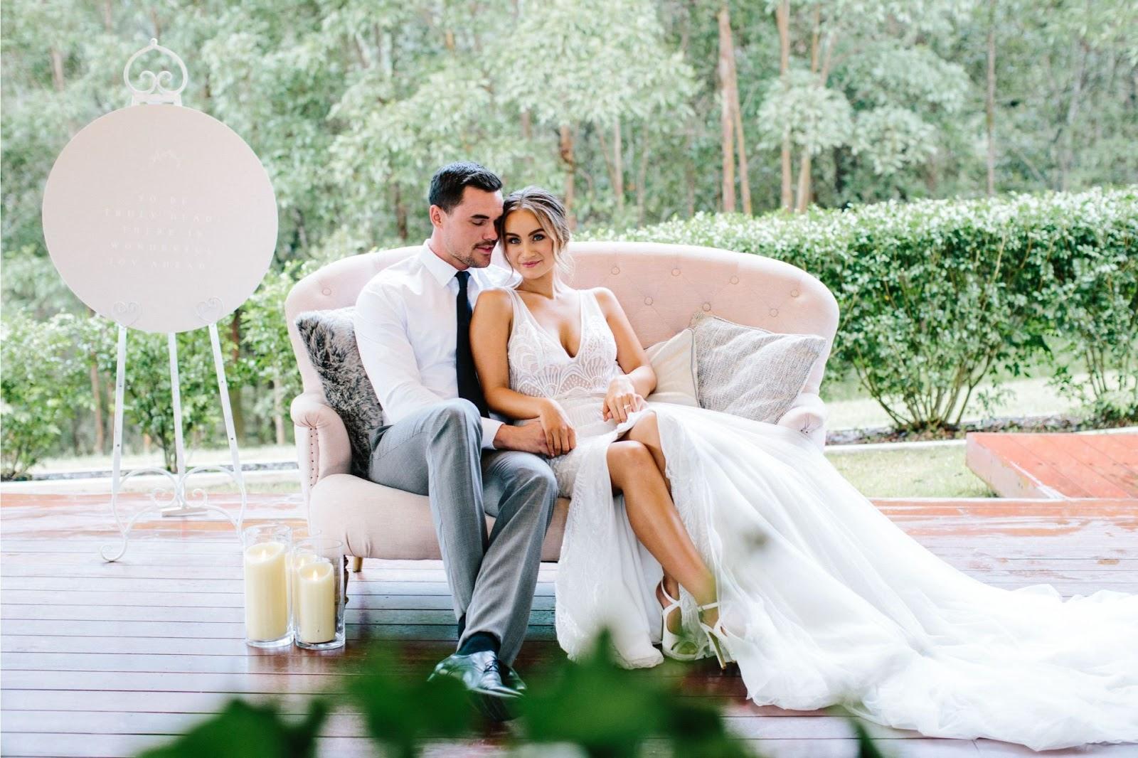 STYLED: FRENCH PROVINCIAL WEDDING INSPIRATION | AUSTINVILLA ESTATE MUDGEERABA QLD