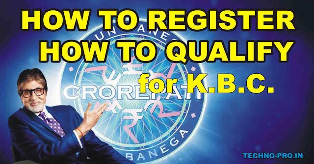 KBC - Kaun Banega Crorepati 2019 | Detailed information About this game Part - I