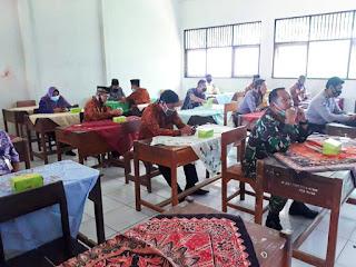Batih Komsos Sosialisasi Pembelajaran Tatap Muka New Normal