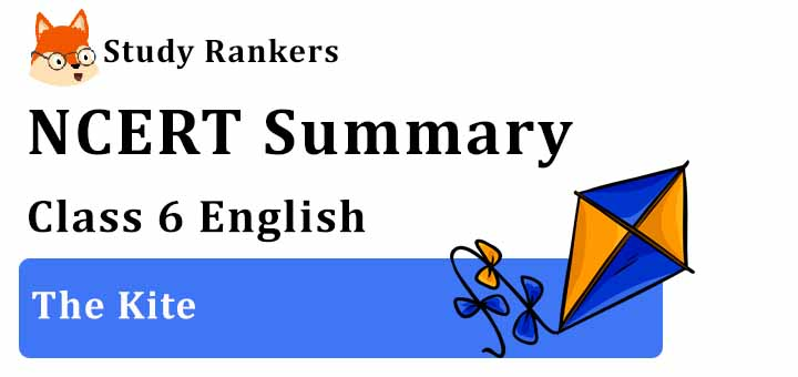 The Kite Class 6 English Summary