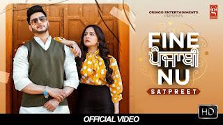 Fine Punjabi Nu Song, Punjabi Song Lyrics, Latest Punjabi Song, New Punjabi Song Lyrics, Watch Online Punjabi Songs, Punajbi Video Song, Fine Punjabi Nu Video Song, Lyrics
