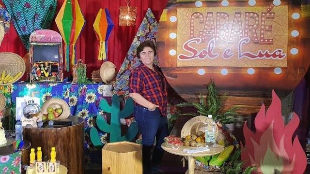 Lilia Saldanha, dona de cabaré Imagem: Arquivo pessoal