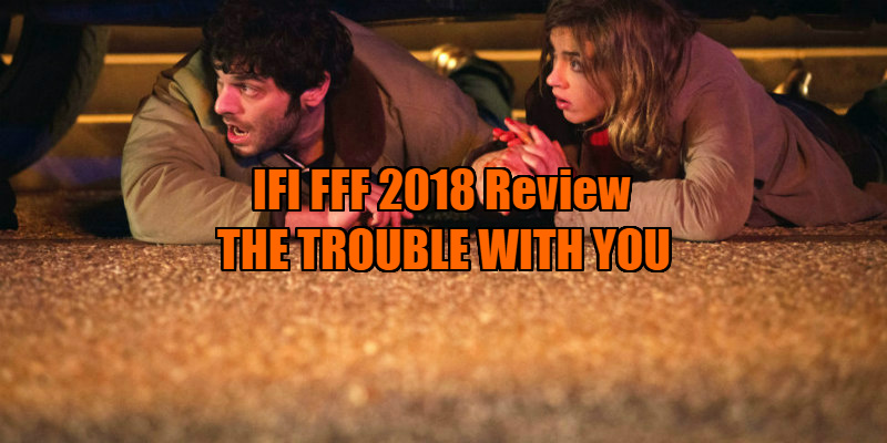 the trouble with you review