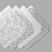 Stampin' Up! Flowering Foils Designer Paper ~ 2020 Sale-a-Bration