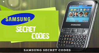 Samsung Secret and Unlock Codes