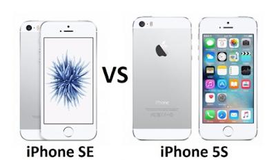 Dien thoai iPhone SE duoc thiet ke nhu iPhone 5s