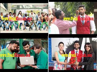 Run Antony Kannada Movie Album