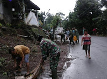 Karya Bakti Meningkatkan Kemanunggalan TNI-Rakyat