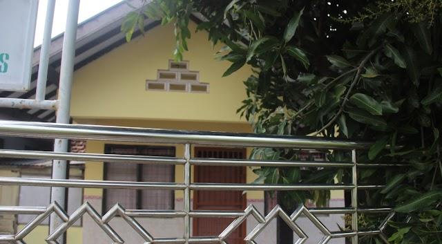 """Yang """"Aneh Aneh"""" di DAK Pendidikan Kabupaten Kudus 2020 Gedung Perpustakaan Masih Layak Pakai, Tapi Bangun Baru. Lokasinya di Belakang Kamar Mandi/WC"""