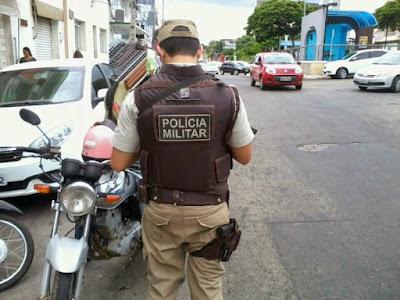 Brumado: 34º Companhia Independente de Polícia Militar realiza operação 'Cidade Tranquila'