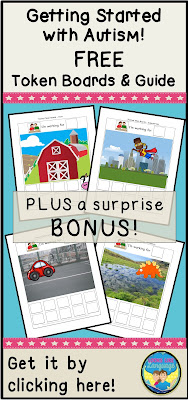 Get this FREE autism resource bundle from Looks Like Language!