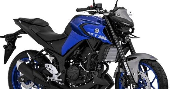 Review Spesifikasi, Varian dan Harga Yamaha MT-25