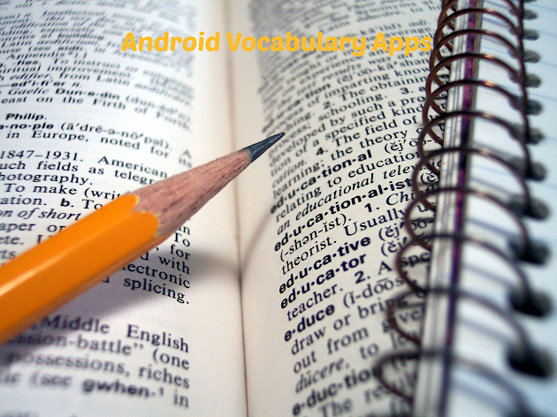 10 Best English Vocabulary Improving Apps for Android | FromDev