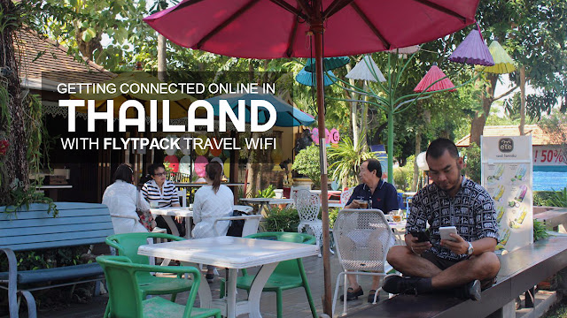 Flytpack Travel Wifi in Thailand