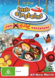 Mini Einsteins : Nuestra fabulosa aventura