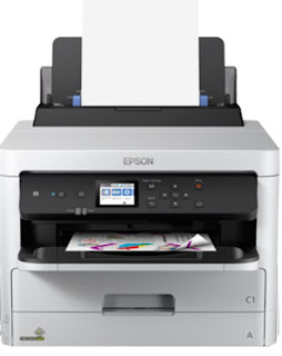 Epson WorkForce Pro WF-C5210DW Drivers, Review
