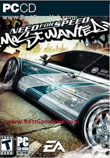 Need for Speed Most Wanted Highly Compressed Download Free