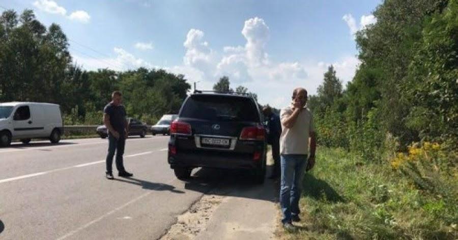 Владелец Карпат Петр Дыминский объявлен в розыск по делу о смертельном ДТП