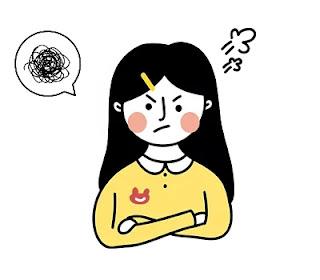 5 Ciri-ciri dan gejala bad mood yang sedang melanda wanita / pria