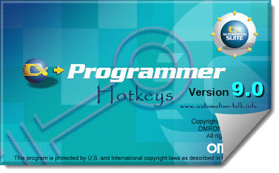 Hotkeys for Omron CX Programmer