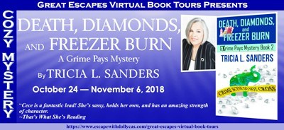 Upcoming Blog Tour 11/4/18
