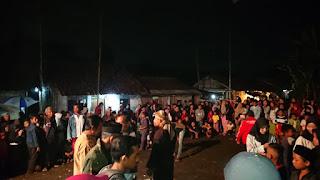 Dalam Rangka Menyambut HUT RI Ke 75 Pemuda Kamandoran Adakan Kendang Penca