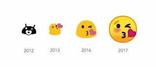 جوجل تودع رموزها التعبيرية القديمة  blob