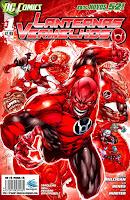 Os Novos 52! Lanternas Vermelhos #1
