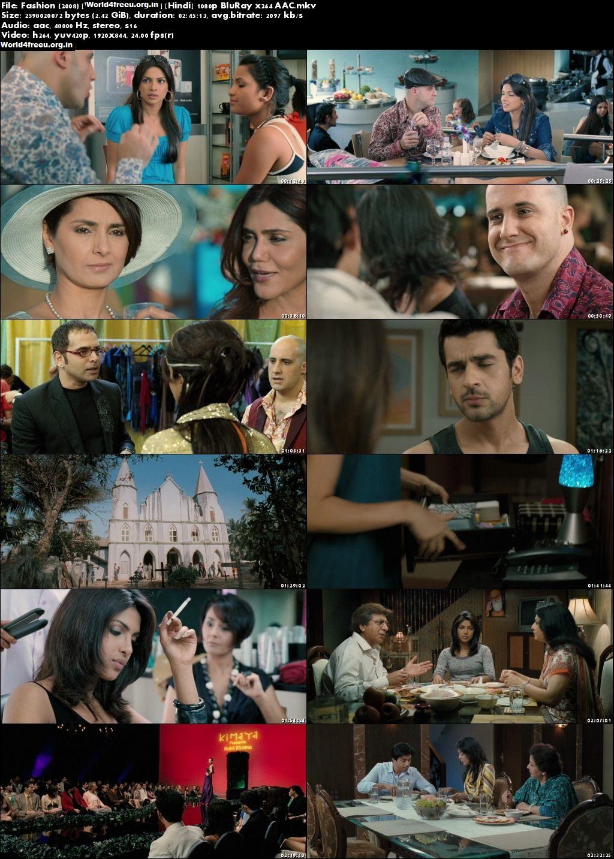 Fashion 2008 Full Hindi Movie Download Hd BRRip 720p khatrimaza