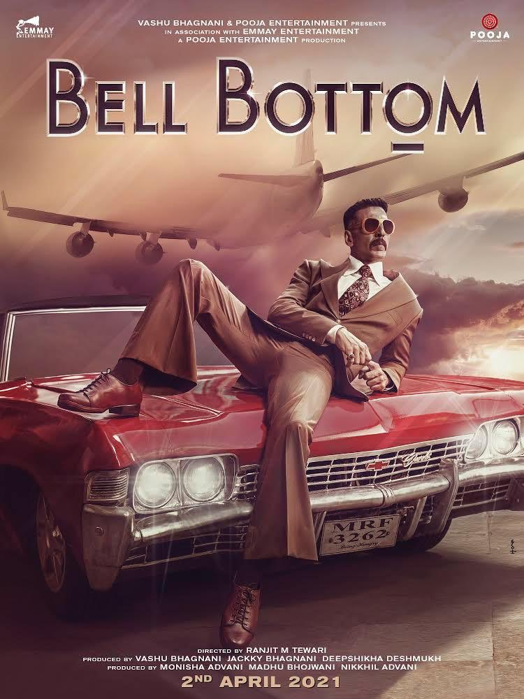full cast and crew of Bollywood movie Bell Bottom 2021 wiki, movie story, release date, Bell Bottom Actor name poster, trailer, Video, News, Photos, Wallpaper, Wikipedia