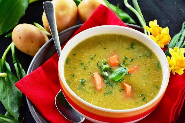 Receta De La Sopa Universal