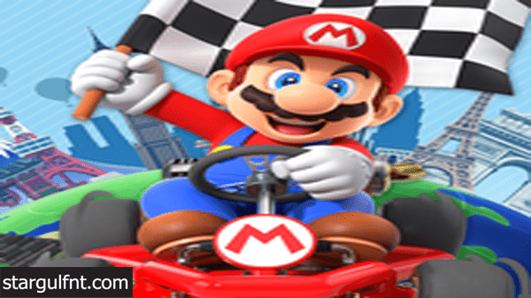 تحميل لعبة ماريو كارت Mario Kart Tour للأيفون والأندرويد