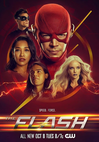 The Flash Temporada 6 (HDTV 720p Ingles Subtitulada)