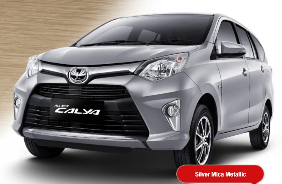 paket kredit murah Toyota